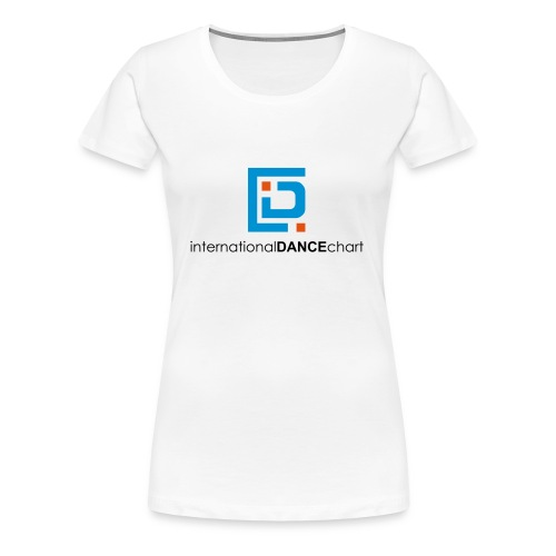 International Dance Chart - Camiseta premium mujer