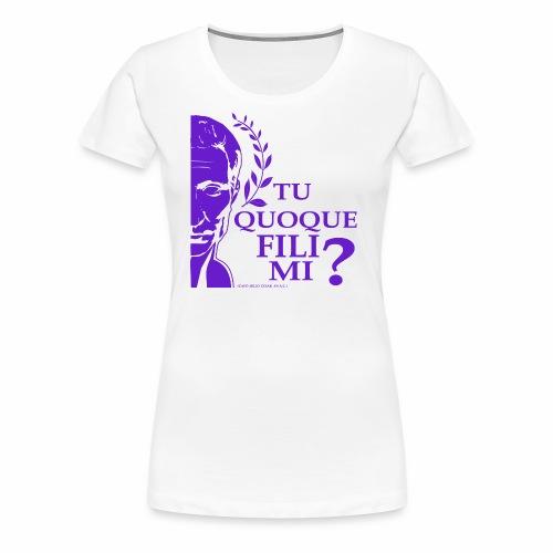 caesar fili - Camiseta premium mujer