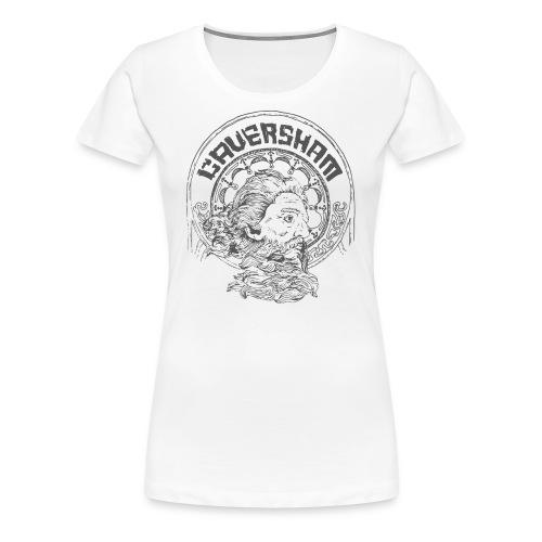 Caversham Poseidon - Frauen Premium T-Shirt