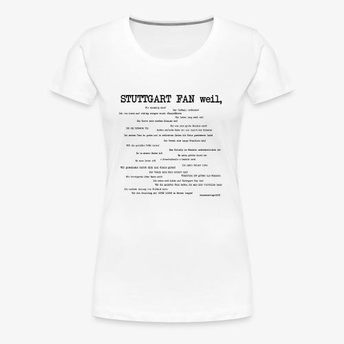 Stuttgart Community Shirt! - Frauen Premium T-Shirt