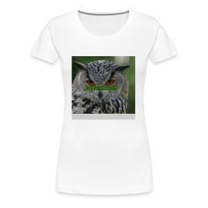 JohannesB lue - Premium T-skjorte for kvinner