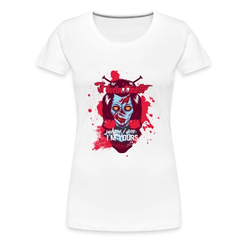 I m yours - Women's Premium T-Shirt