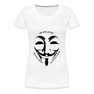 Anonymous Collection - Women's Premium T-Shirt