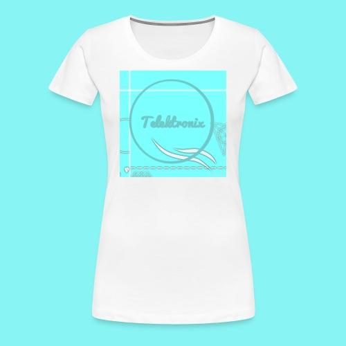 Telektronix Special Edition Logo - Women's Premium T-Shirt
