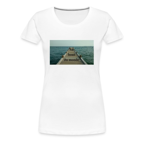 Vacances - T-shirt Premium Femme