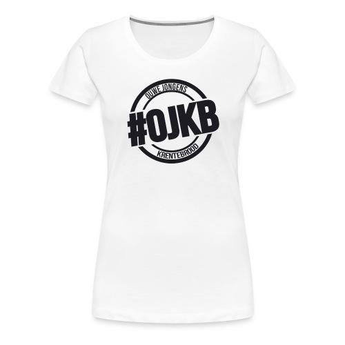 OJKB - Vrouwen Premium T-shirt