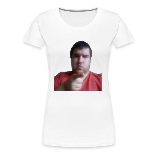 reecewNo - Women's Premium T-Shirt