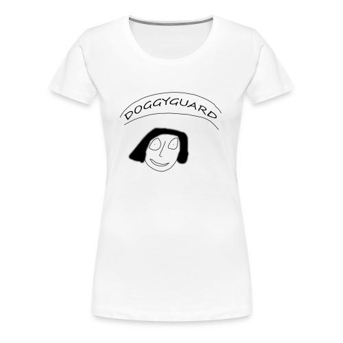 Doggyguard Frau - Frauen Premium T-Shirt