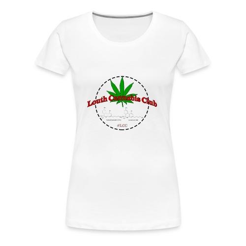 Louth cannabis club - Women's Premium T-Shirt