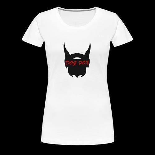 Dogfox Devil - Frauen Premium T-Shirt