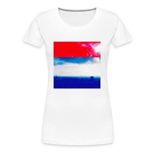 Paris Ciel - T-shirt Premium Femme