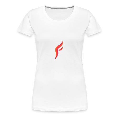 Logo Oficial FUERTEFEVER - Camiseta premium mujer