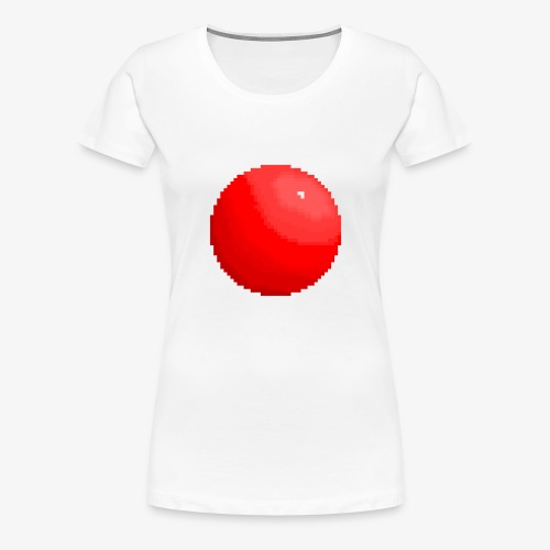 The Japan Collection - Premium-T-shirt dam