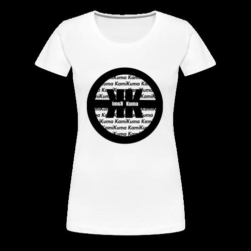 Kamil s Logo 6 - Frauen Premium T-Shirt