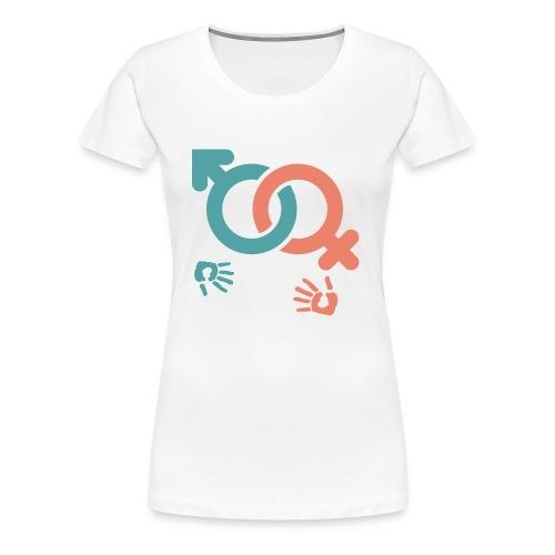 Union homme femme - T-shirt Premium Femme