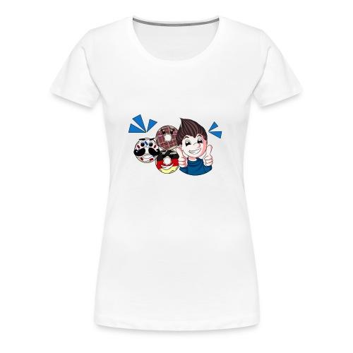Donut Army - Frauen Premium T-Shirt
