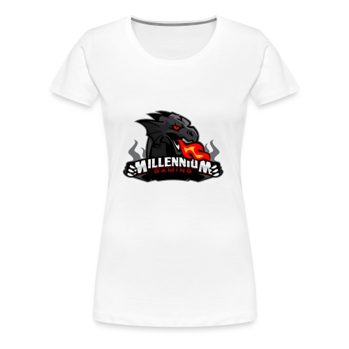 MillenniumGaming - Frauen Premium T-Shirt