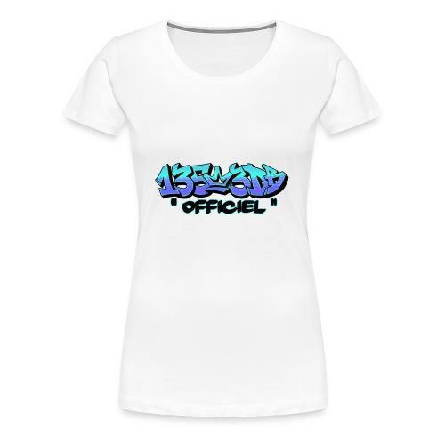 Graff 135.3db Officiel - T-shirt Premium Femme