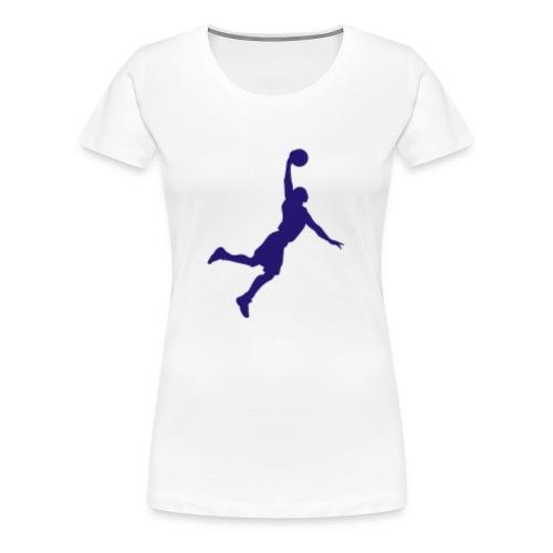 Mate basket - Camiseta premium mujer