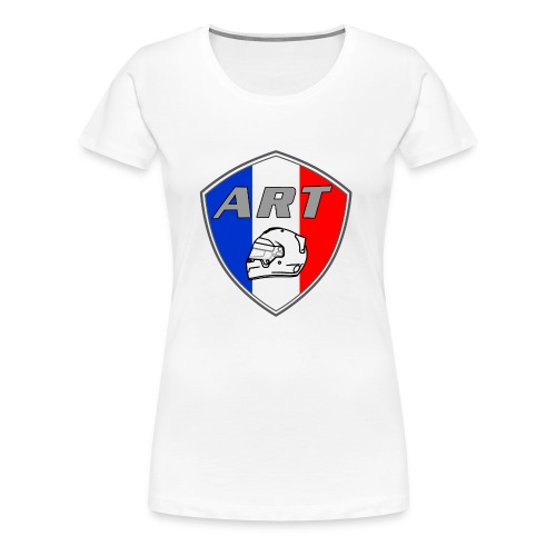 ART Logo Ecusson - T-shirt Premium Femme