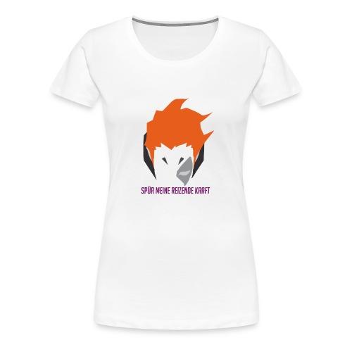 Reizende Kraft - Frauen Premium T-Shirt