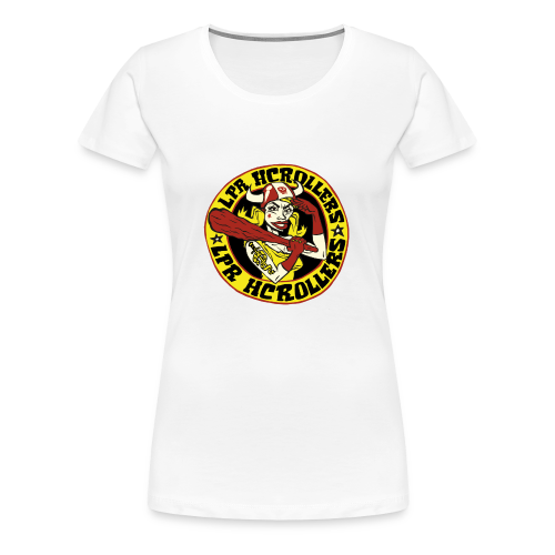 Lpr HCRollers - Naisten premium t-paita
