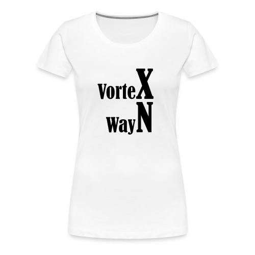 Merch VorteX WayN 2 - Frauen Premium T-Shirt