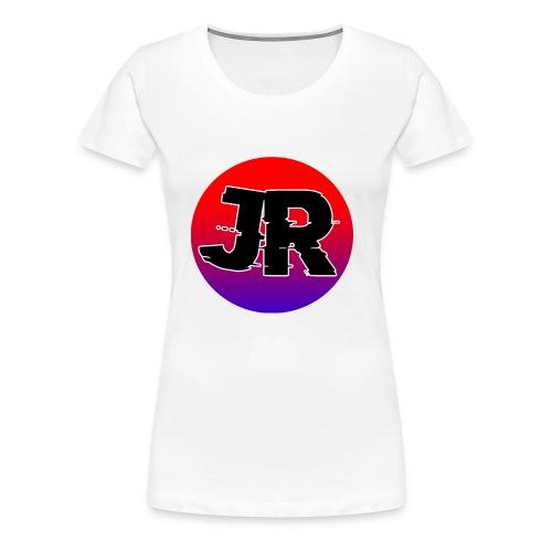 Jamory Ruis Logo - Vrouwen Premium T-shirt