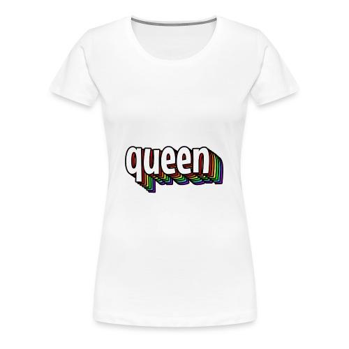 Queen - Women's Premium T-Shirt