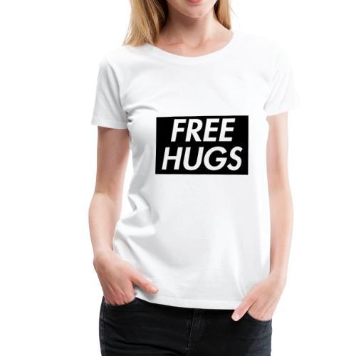 Free Hugs | Cool Design - Frauen Premium T-Shirt