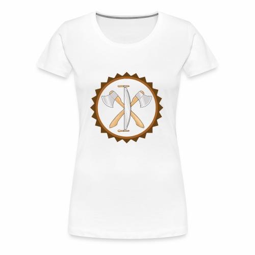 Förster Logo - Frauen Premium T-Shirt