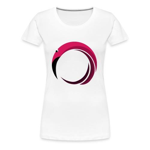 Flamingo! - T-shirt Premium Femme