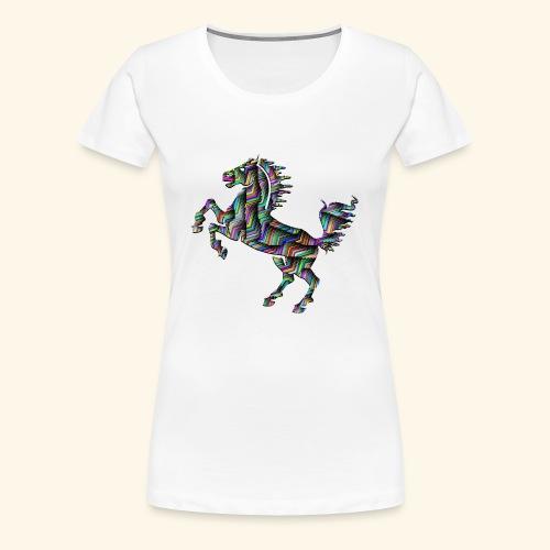 Power of Colors - Frauen Premium T-Shirt