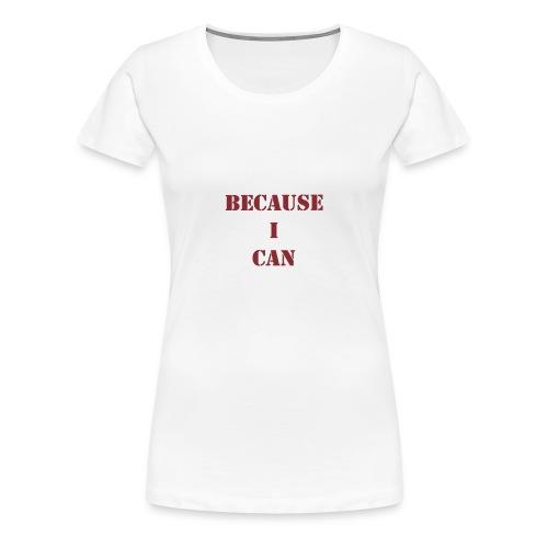 A61B2EC0 6027 446B B59C 4D0580371D8D - Frauen Premium T-Shirt