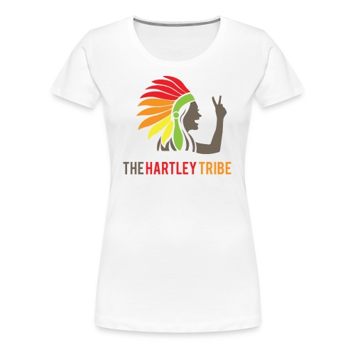 The Hartley Tribe - Frauen Premium T-Shirt