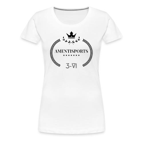 AmentiSports - Frauen Premium T-Shirt