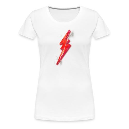 Flash2G Official Merch - Women's Premium T-Shirt