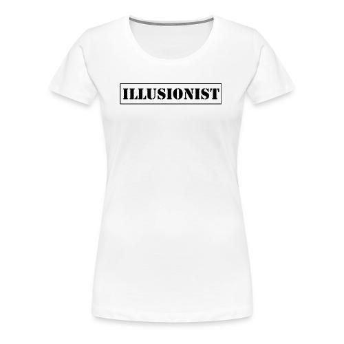 Illusionist - Women's Premium T-Shirt