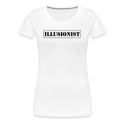 Illusionist - Women's Premium T-Shirt