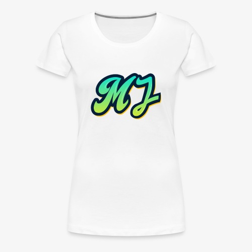 Mariejane Big One! - Frauen Premium T-Shirt