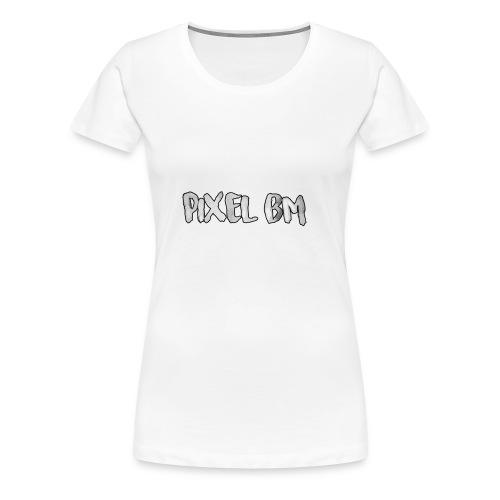Pixelmerch - Premium-T-shirt dam