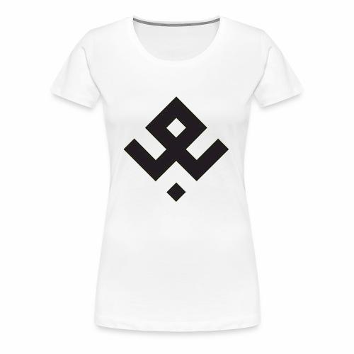 Rune D'odal - T-shirt Premium Femme