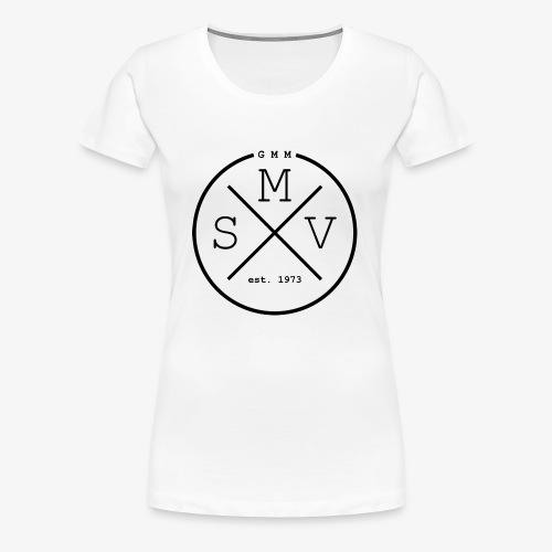 SMV (b) - Frauen Premium T-Shirt