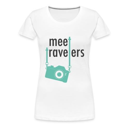 meet-travelers - T-shirt Premium Femme