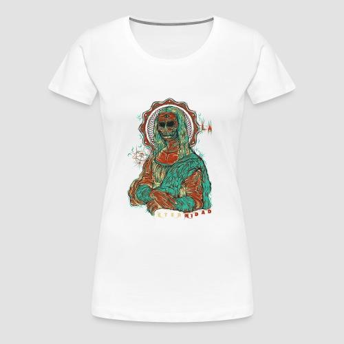 The eternity - Women's Premium T-Shirt
