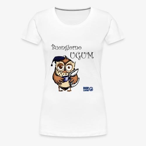 06 UGUM - Maglietta Premium da donna