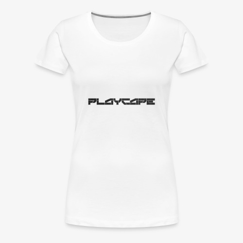 Playcape Name Desing - Frauen Premium T-Shirt