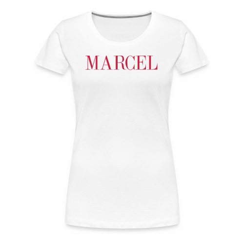 MARCEL - T-shirt Premium Femme