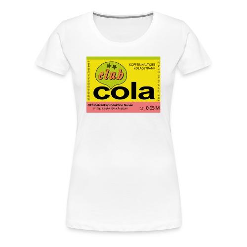 VEB Getränkeproduktion Nauen - Frauen Premium T-Shirt