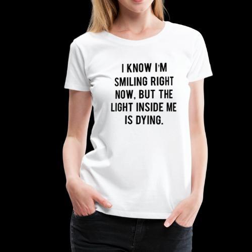 Dying Light 2 Black - Women's Premium T-Shirt